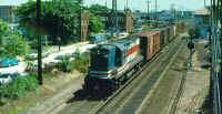 224 local freight at Mineola.jpg (143691 bytes)