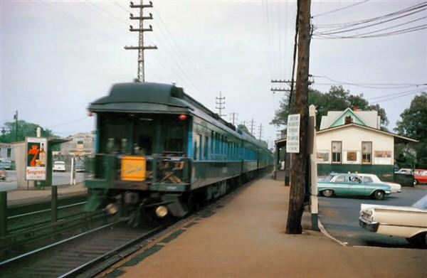 Amityville Long Island Railroad