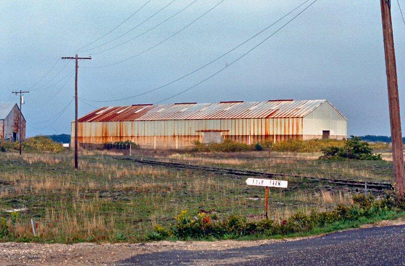 Promised land lirr for Keller fish farms