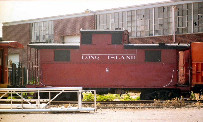 Long island rail road caboose roster for Lynch s garden center