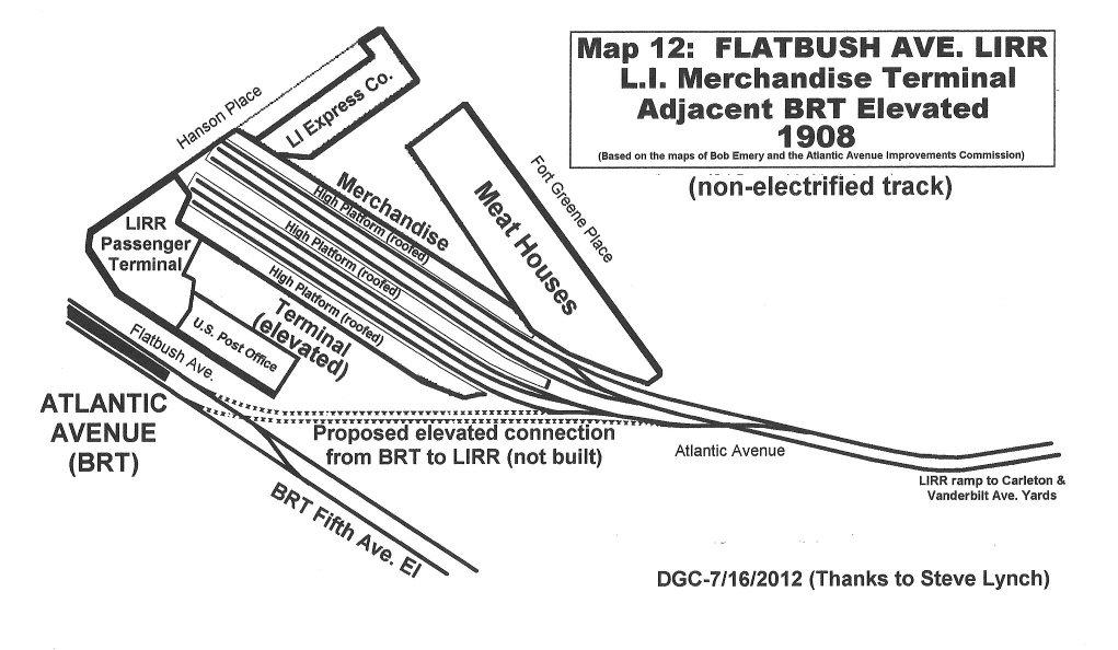 Flatbush  LIRR