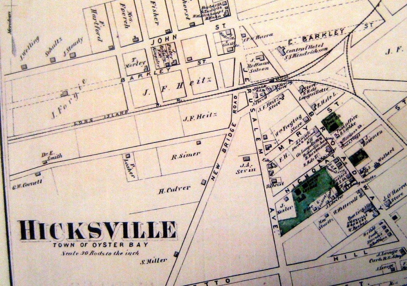 LIRR Hicksville