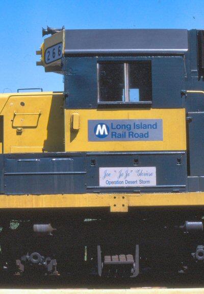 Lirr Named Diesels