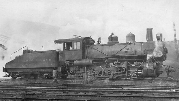 LIRR Steam Engine Photos