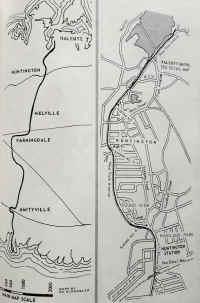 Mta Subway Map 101 2001.The Lirr Extra List