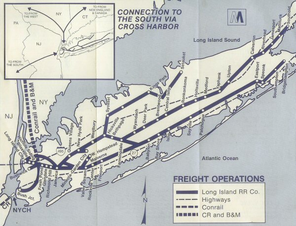LIRR Maps