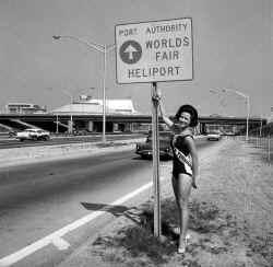 LIRR World's Fair 1964 on