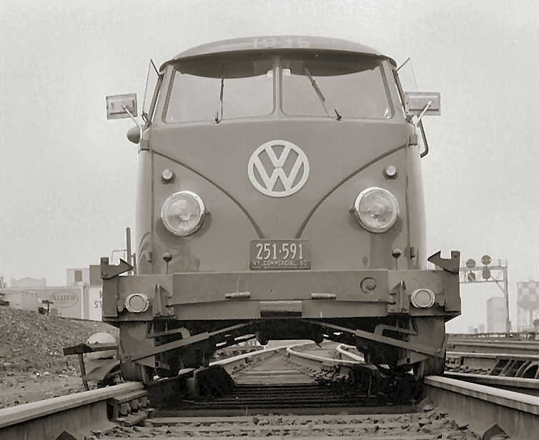 LIRR 1960's VW Track Inspection Vehicle? - RAILROAD NET