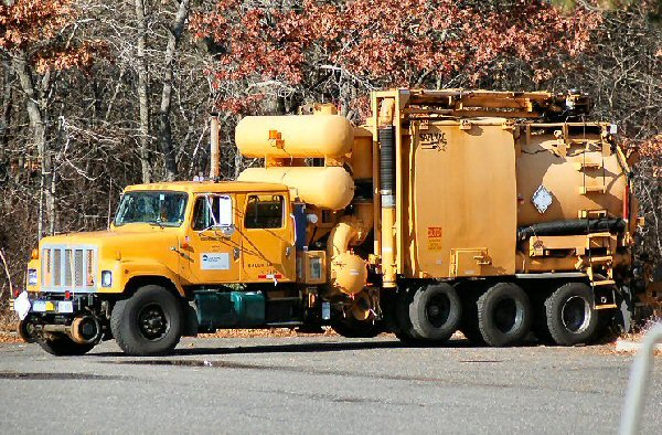 Long Island Vac Trucks