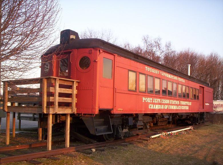 Lirr Bicentennial Heritage Cars