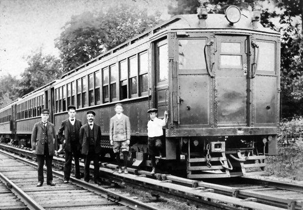 Lirr Passenger Baggage Combine Rpo Car Photo History