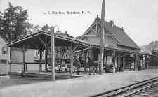 Station-Bayside - c. 1917.jpg (45513 bytes)