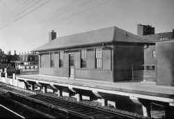 Station-Corona (Newly Opened) - View NW-c. 1930 (Keller).jpg (81317 bytes)