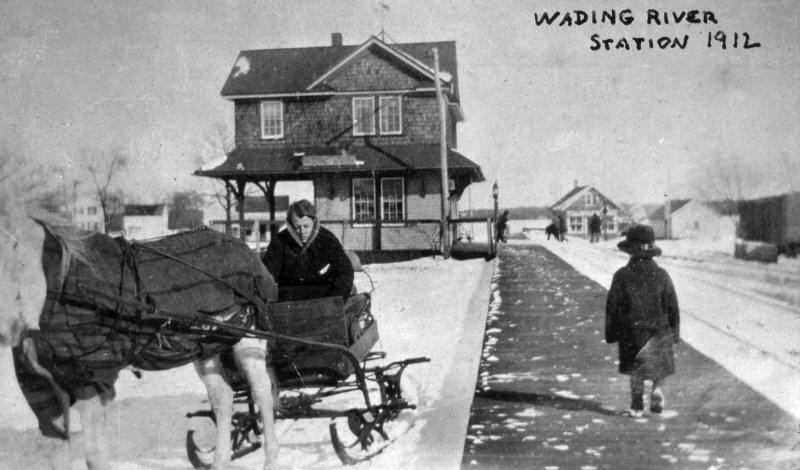 Long Island Railroad Wrecks