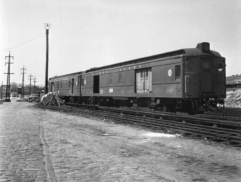 LIRR RAILWAY POST OFFICE SERVICE