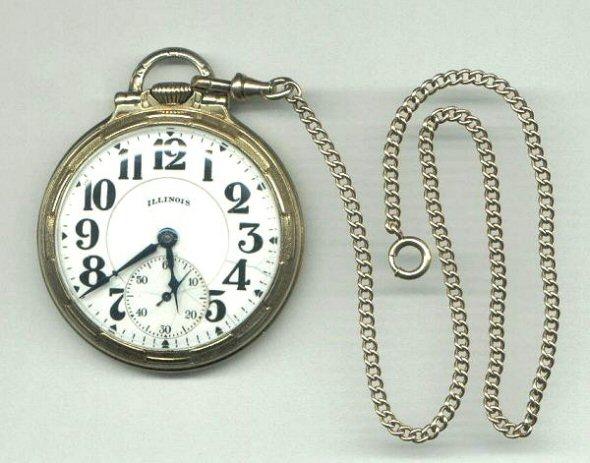 Bulova Accutron Railroad Approved wrist watch