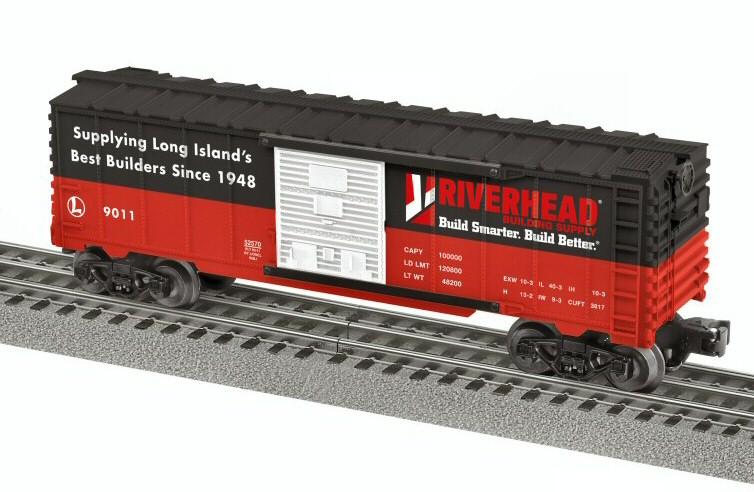 Lirr lionel models for Riverhead building supply