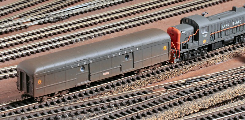 N scale 60 passenger cars group